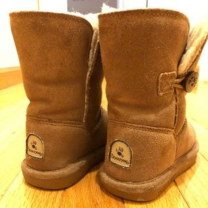 BearPaw toddler boots
